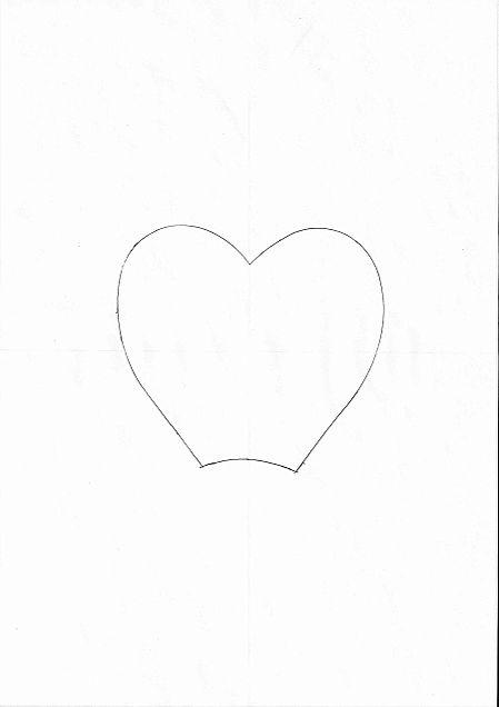 ハートペンラ作り方の画像(プリ画像)