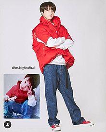 BTS   小さい頃👦→大きい頃👨の画像(小さいに関連した画像)