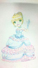 お姫様 ドレス イラストの画像15点|完全無料画像検索のプリ画像