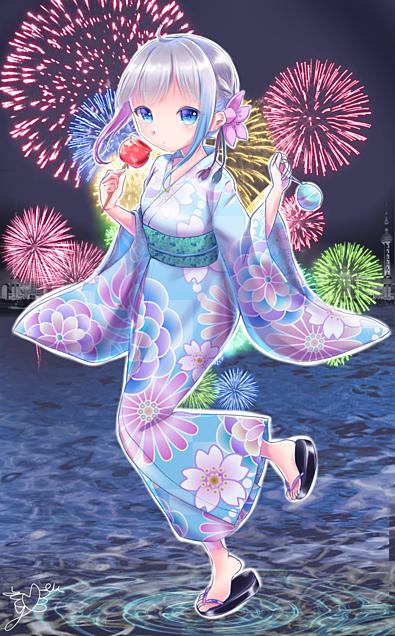 夏祭り!の画像(プリ画像)