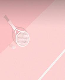 テニスの画像(コートに関連した画像)