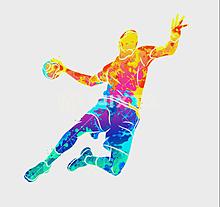ハンドボールの画像(ハンドボールに関連した画像)