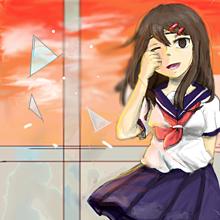 アヤノセーラ服(白ver)の画像(プリ画像)