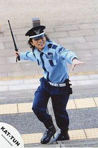 警察コスプレ田中聖くん!の画像(コスプレに関連した画像)