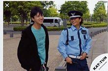 警察コスプレ田中聖くん!の画像(KATーTUNに関連した画像)