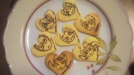 KATーTUNクッキー作ってみたおwの画像 プリ画像