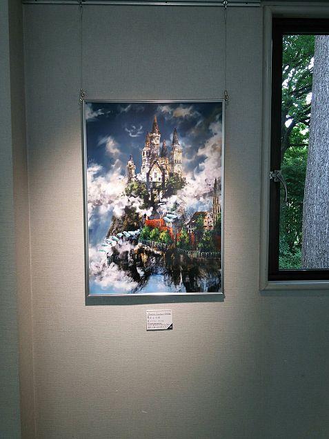 17歳の表現展  私の展示作品の画像(プリ画像)