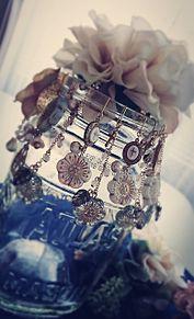 花と瓶の画像(プリ画像)