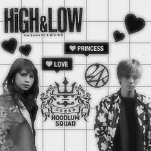 HiGH&LOW(♡)の画像(プリ画像)