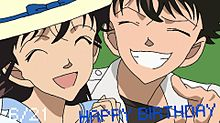 HAPPY BIRTHDAYの画像(黒羽快斗に関連した画像)