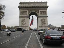 凱旋門 プリ画像