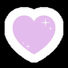 量産型 ハート 紫の画像(ハート 量産型 顔隠しに関連した画像)