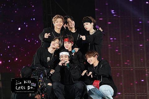 BTS 8th Anniversary💜の画像 プリ画像