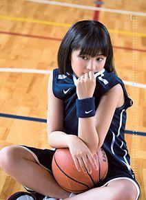 バスケ女子♪の画像(プリ画像)