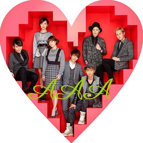 AAA LOVEの画像(プリ画像)