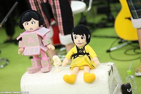 りんりんコンビ人形の画像(プリ画像)