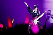 ももクロのギタリスト 佐々木彩夏 プリ画像