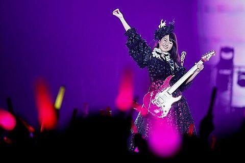 ももクロのギタリスト 佐々木彩夏の画像(プリ画像)