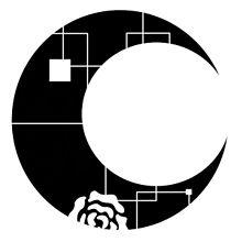 月加工 無地② 薔薇?wの画像(プリ画像)
