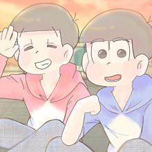 さっくたーん♡🌸🌼の画像(カ/ラ/松に関連した画像)