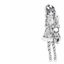可愛い女の子の画像(不思議クローゼットに関連した画像)