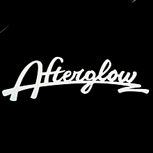 Afterglow ロゴ 反転の画像(アフロに関連した画像)