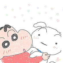 イラスト クレヨンしんちゃん シロの画像19点完全無料画像検索のプリ