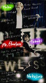 Mr.Flawlessの画像(プリ画像)