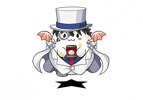 怪盗キッドの画像(プリ画像)