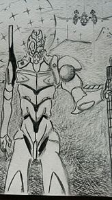改・弐号機の画像(エヴァンゲリオンに関連した画像)