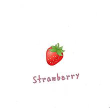 いちごの画像(果物に関連した画像)