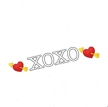 XOXOの画像(プリ画像)