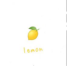 レモンの画像(果物に関連した画像)