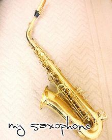 my saxophoneの画像(プリ画像)