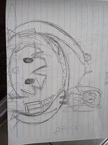 たこルカ描いてみたの画像(プリ画像)