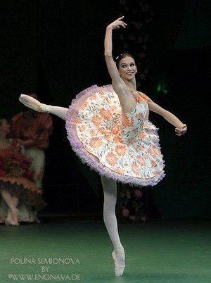 バレエ ポリーナ・セミオノワの画像 プリ画像    完全無料画像検索のプリ画像!