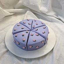 cakeの画像(紫 素材に関連した画像)