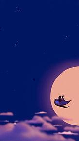 ☔️:壁紙3 (aladdin)の画像(Disneyに関連した画像)