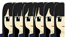 インウェットのロングヘア6人組の画像(ウェットに関連した画像)