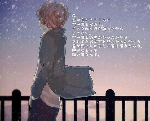 12/8 冬の願い事の画像(プリ画像)