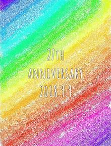 SMAP 27th anniversaryの画像(SMAPに関連した画像)