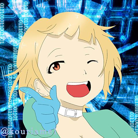 マツリちゃん!の画像(プリ画像)