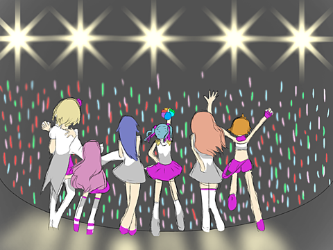 2ndライブ!楽しんでください!!の画像(プリ画像)