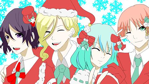 メリークリスマス!(遅い)バンドやろうぜ、バンやろの画像(プリ画像)