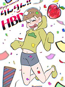 💛誕生日イラスト💛 プリ画像