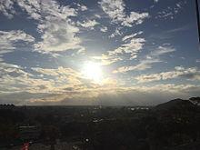 綺麗な太陽癒される…の画像(綺麗なに関連した画像)