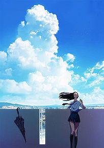 夏🍉🍧の画像(空に関連した画像)