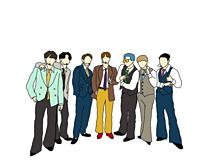 bts 線画の画像(キムソクジン/ジン/ジンニムに関連した画像)