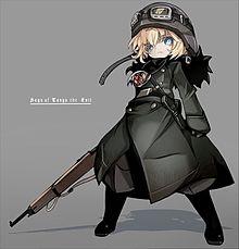 ヌル 戦闘人形一型の画像(戦闘に関連した画像)