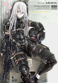 第一戦闘服(仮) プリ画像